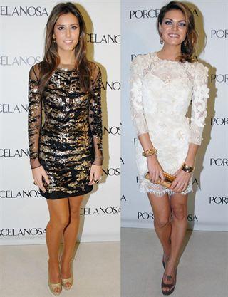 Amaia Salamanca And Ana Boyer Look Stunning
