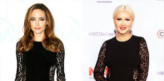 Angelina Jolie Vs Christina Aguilera