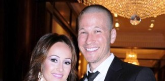 Beautiful Couple J.P. Rosenbaummarried with Ashley Hebert