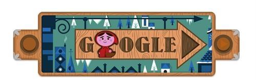 Brothers Grimm Honored With Google Doodle