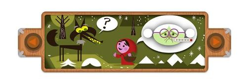 Brothers Grimm Honored With Google Doodle2