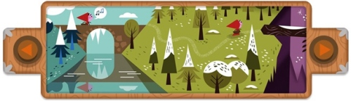 Brothers Grimm Honored With Google Doodle4