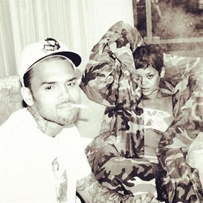 Chris Brown And Rihanna Back on Twitter Together