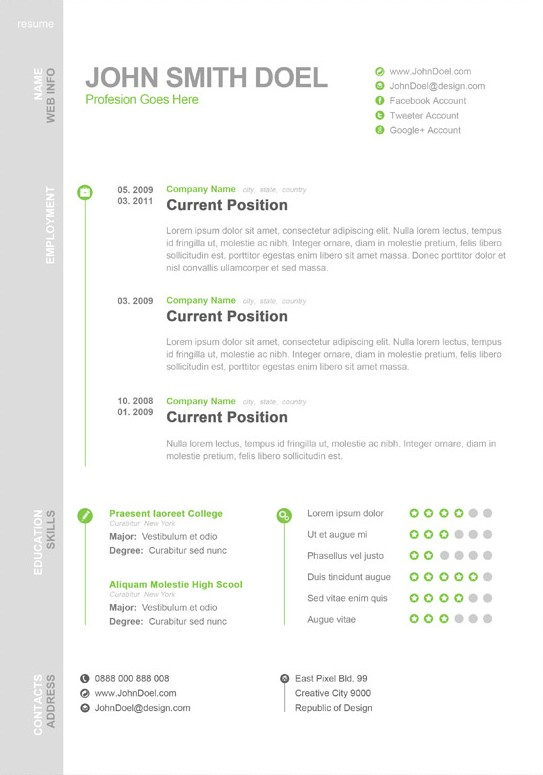 curriculum vitae curriculum vitae template website. Black Bedroom Furniture Sets. Home Design Ideas