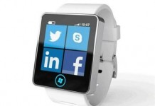 Gnomio First Watch With Windows Phone 8