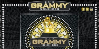 Grammy Nominations 2013