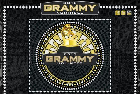 Grammy Nominations 2013