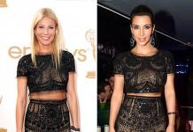 Gwyneth Paltrow And Kim Kardashian