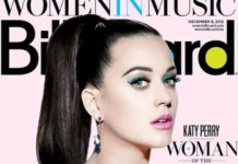 Katy Perry Billboard Cover Woman of the Year Award