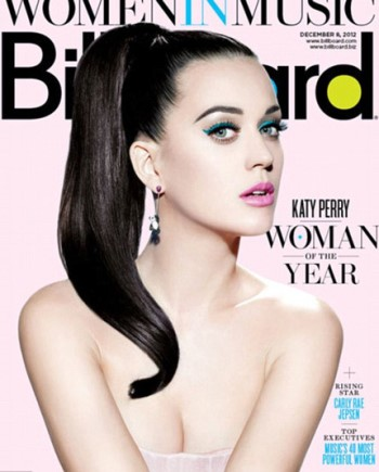 Katy Perry Billboard Cover Woman of the Year Award Katy Perry Billboard Cover: Woman of the Year Award 