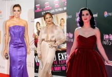 Katy Perry Jennifer Lopez And Eva Longoria