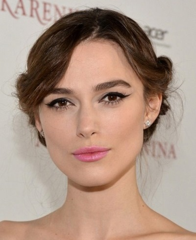Keira Knightley 5 Eye Colors With the Most Amazing Pink Lips