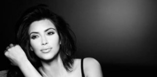 Kim Kardashian Debuts New Look on Twitter