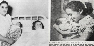 Lina Medina youngest mother in world