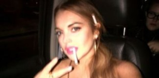 Lindsay Lohan Completely Out of Control