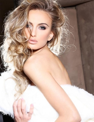 Miss Georgia Tamar Shedania The Most Photogenic Beauty 2012