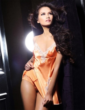 Miss Philippines Janine Mari Tugonon The Most Photogenic Beauty 2012