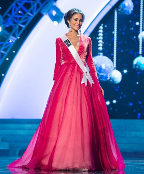 Olivia Culpo Crowned Miss Universe 2012