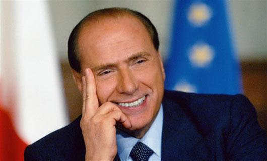 """The risk premium is """"a hoax"""", said Italiano Silvio Berlusconi"""