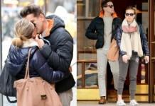 Scarlett Johansson Kissing Romain Dauriac