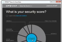 Security Score Analyzer