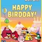 Third Anniversary of Angry Birds 150x150 The Angry Birds will Become Formula 1 Drivers