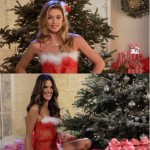 Victoria Secret Angels Charm Lingerie in Christmas