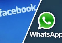 facebook and whatsapp