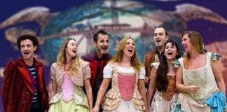 A Great theater of the world puts music to Calderon de la Barca