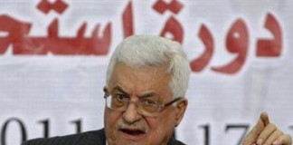 Abbas threatens to go to ICC : planned construction in West Bank