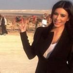 Kim Kardashian turned upside down and Bahrain outraged Muslims