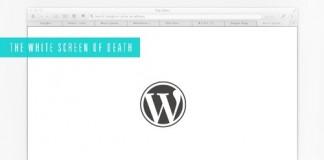 white-screen-error-in-wordpress
