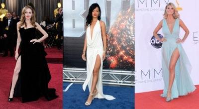 Angelina jollie Rihanna Heidi Klum