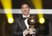 Ballon Dor Winner Lionel Messi Best Player in The World For Fourth Consecutive