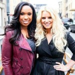 Jennifer Hudson and Jessica Simpson Weight Watchers 150x150 Vivian Lai and Kate Pang Kissed