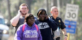 Lone Star Texas College Shooting