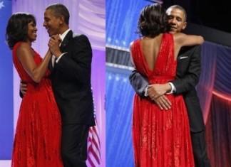 Michelle Obama Inauguration Dress 2013 Hubsubpost Digital Blog