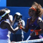 Sloane Stephens Surprises Serena Williams After Defeating Her