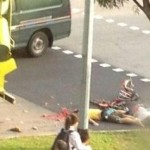 Tampines Accident: Two Young Brothers Killed Photo
