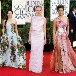 The Worst Dresses Golden Globes Sienna Miller Lucy Liu and Halle Berry 150x150 Famous women took pictures with animals calendar: Dali chance foundling