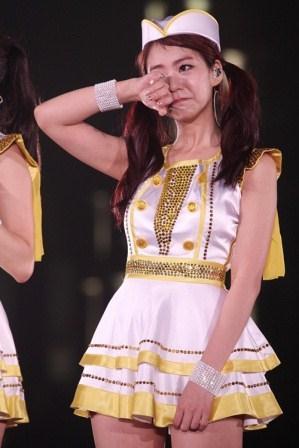 kara at Tokyo Dome concert2