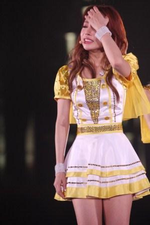 kara at Tokyo Dome concert3