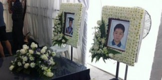 two boys killed by lorry singapore