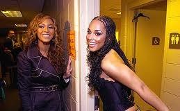 Beyonce And Alicia Keys