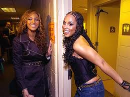 Beyonce And Alicia Keys