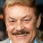 Jerry Buss 150x150 Brooklyn Nets New Black and White Logo