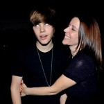 Justin Biebers mother 150x150 Rihanna might be The Reason For Split Between Justin and Selena