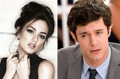 Leighton Meester and Adam Brody PARTNER SURPRISE Leighton Meester and Adam Brody, PARTNER SURPRISE