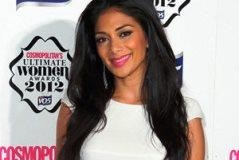 Nicole Scherzinger Sophisticated Dress Code on Grammy Night