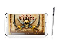 The Classic Treasure Island The Classic Treasure Island Comes to Samsung Apps Store